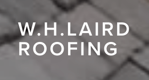 W.H. Laird Roofing logo