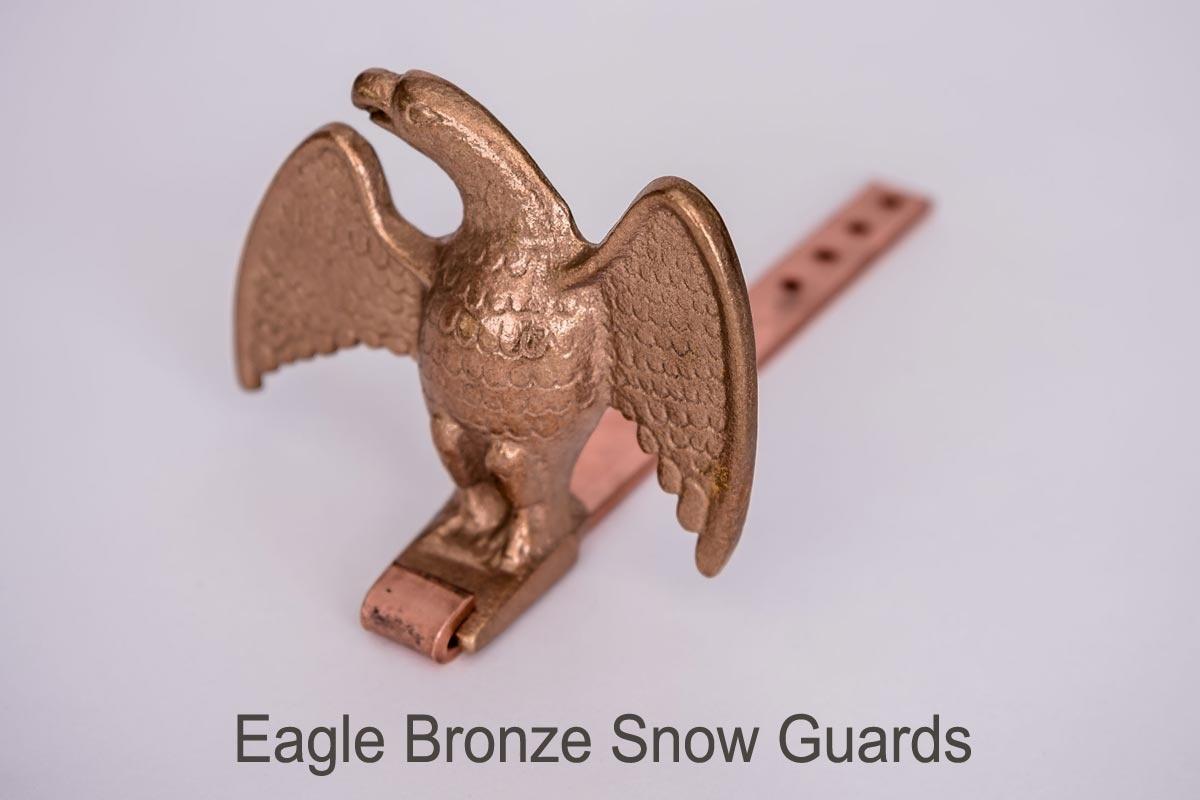 Eagle Snow Guards bronze