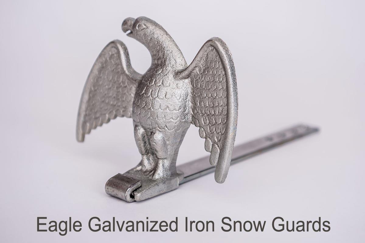Eagle Snow Guards iron