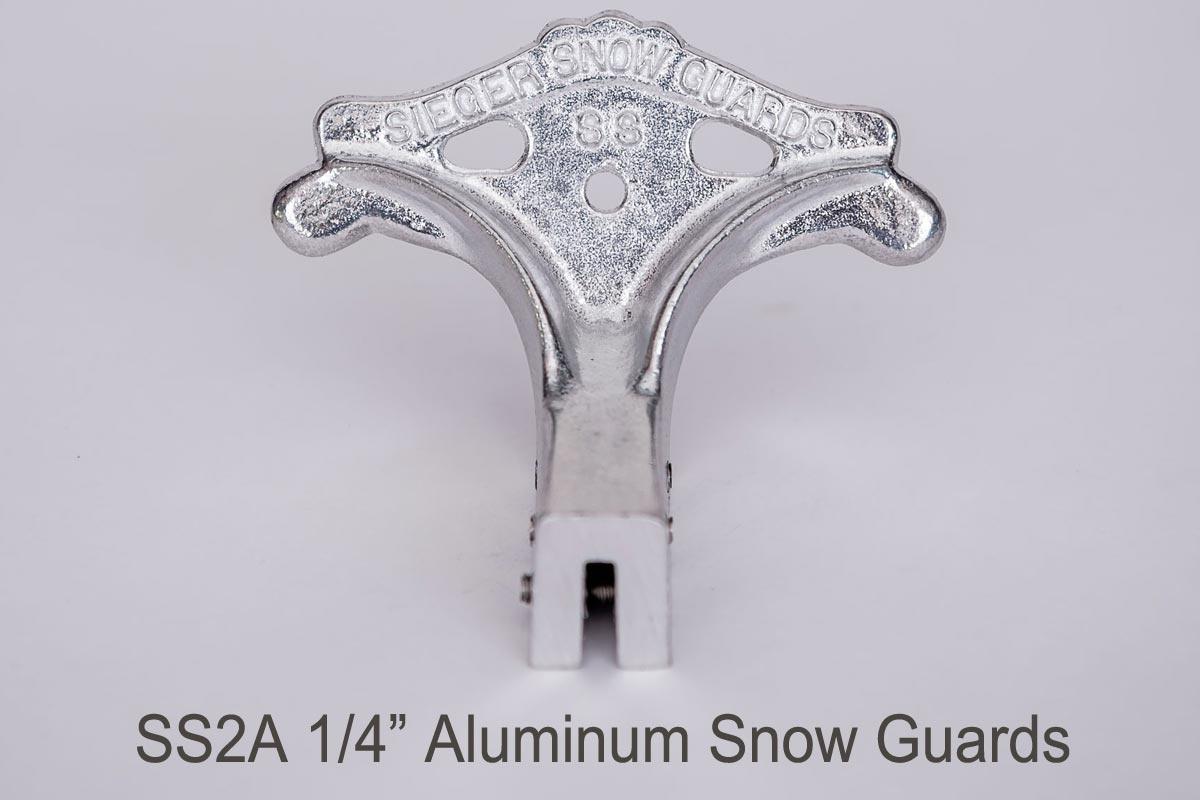SS2 Standing Seam Set Screw Snow Guard